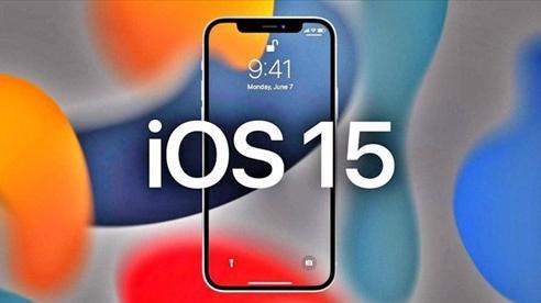 Apple ra mắt iOS 15