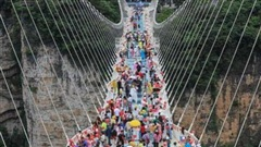 Du lịch nội địa Trung Quốc 'hốt bạc' dịp Tết Trung thu