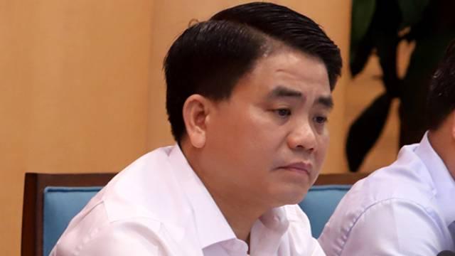 Cựu Chủ tịch Nguyễn Đức Chung bị truy tố vì làm 'tay trong' cho Nhật Cường