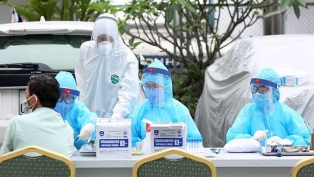 Sáng 22/9: Việt Nam hiện có hơn 700.000 bệnh nhân COVID-19; trong đó 5.133 ca nặng đang điều trị