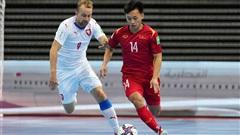 Tuyển thủ Futsal Việt Nam vào top 5 tài năng trẻ sáng giá tại FIFA Futsal World Cup 2021