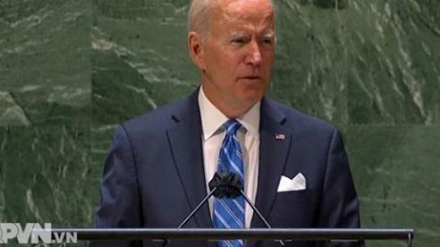 Tổng thống Hoa Kỳ kêu gọi hợp tác toàn cầu