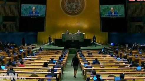 Thông điệp của Việt Nam tại Đại hội đồng Liên Hợp Quốc