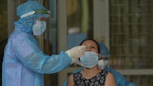 Trưa 24/9, Hà Nội phát hiện 4 ca mắc Covid-19, trong đó, 1 ca ở 'ổ dịch' Hai Bà Trưng