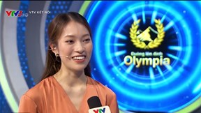 Chung kết Olympia lùi lịch vì Covid-19, Khánh Vy mừng rỡ làm MC