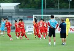 ĐT U22 Việt Nam thay đổi kế hoạch tập huấn sau khi địa điểm tổ chức vòng loại U23 châu Á thay đổi