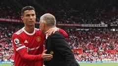 Ronaldo muốn ngồi 'ghế nóng' MU, đích thân dạy quý tử