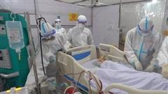 Hiệu quả trong việc giành giật sự sống cho người bệnh COVID-19 ở Bệnh viện dã chiến đa tầng Tân Bình