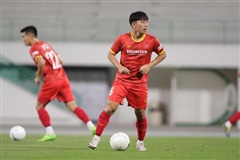 Trọng Hoàng và Minh Vương nhiều khả năng vắng mặt ở các trận đấu sắp tới của ĐT Việt Nam