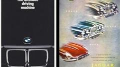 Những slogan quảng cáo nổi tiếng nhất của các hãng ô tô