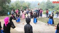 Lễ cúng thần rừng của dân tộc Pu Chéo