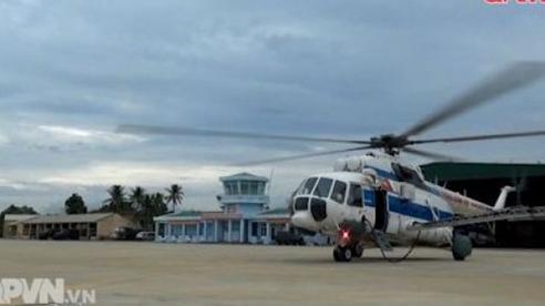 Sư đoàn 372 sẵn sàng bay cứu hộ cứu nạn trong thiên tai