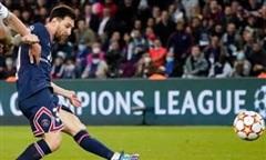 Mesi ghi tuyệt phẩm giúp PSG hạ Man City ở Champions League