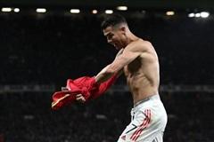Điểm tin 30/9: Ronaldo giúp Manchester United ngược dòng nghẹt thở