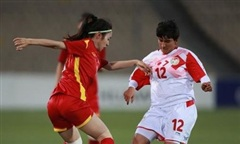 Clip trận tuyển nữ Việt Nam thắng 7-0, vào vòng chung kết Asian Cup 2022