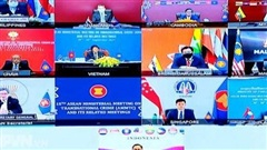 ASEAN tăng cường hợp tác chống tội phạm xuyên quốc gia