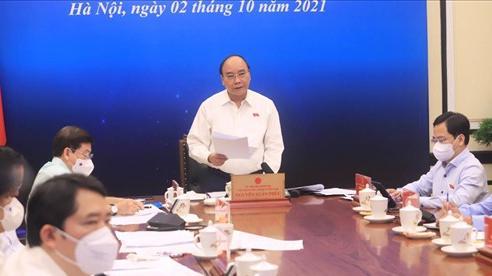 Ồ ạt từ TP.HCM về các tỉnh đe dọa bùng dịch, đứt gãy chuỗi lao động
