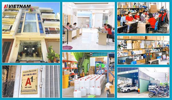 A1 Việt Nam - Chuyên cung cấp đồ dùng phòng sạch, giá xưởng