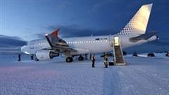 Vì sao máy bay không được bay qua Bắc Cực?