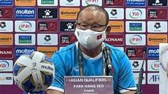 HLV Park Hang Seo thừa nhận áp lực trước cuộc đối đầu ĐT Việt Nam - ĐT Trung Quốc