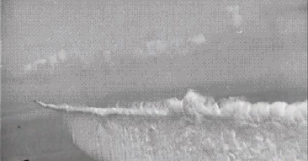 Vào năm 1923, quân đội Mỹ đã tạo ra một bức tường lớn trên bầu trời ngăn cách đại dương, có thể làm 'mù mắt' tàu chiến!