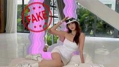 Nhãn hàng khẳng định gương 200 triệu Ngọc Trinh mua là hàng 'fake'