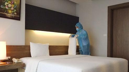 20 khách sạn thành nơi cách ly cho khách đi máy bay đến Hà Nội