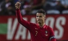 Clip trận Ronaldo lập kỷ lục trong chiến thắng của Bồ Đào Nha trước Qatar