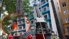 Cháy lớn tại ký túc xá, gần 60 sinh viên hoảng loạn tháo chạy