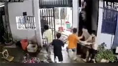 Camera ghi lại toàn cảnh vụ hai vợ chồng bị sát hại ở TP. HCM