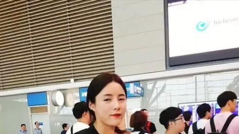 'Ngọc nữ bóng chuyền Hàn Quốc' bị tố bạo hành chồng cũ