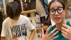 Sau livestream 'ép cung' Hồ Văn Cường, nhà Trang Trần bị tạt sơn và mắm tôm?