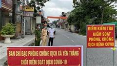NÓNG: Nam Định phát hiện một thôn có 21 người dương tính SARS-CoV-2