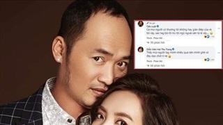Tiến Luật công khai 'thả thính' cô gái khác, Thu Trang lập tức thể hiện quyền lực 'nóc nhà'