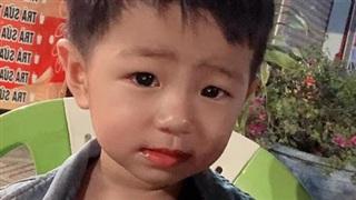 Bé trai 2 tuổi mất tích bí ẩn: Trắng đêm tìm kiếm, mong phép màu xuất hiện