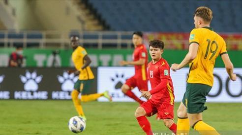 Gấp rút chuẩn bị cho các trận đấu của ĐT Việt Nam trên sân Mỹ Đình