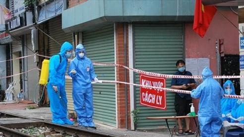 Hà Nội công bố phân vùng nguy cơ dịch COVID-19 từng xã, phường