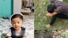 Xót xa hình ảnh người bố gục khóc khi hay tin nghi tìm thấy con trai sau 5 ngày mất tích