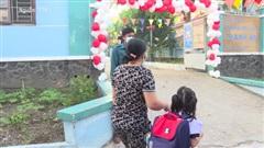 TP. HCM: Ngày đầu học sinh xã đảo Thạnh An trở lại trường