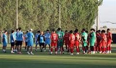 Văn Toản và Hai Long trở lại tập luyện bình thường cùng ĐT U23 Việt Nam