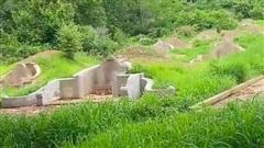 Giao đồ ăn cho khách, shipper hoảng hồn vì địa chỉ đến là một… nghĩa trang