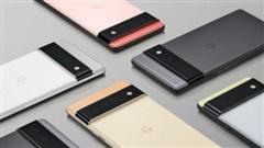 Google ra mắt điện thoại Pixel 6 và Pixel 6 Pro