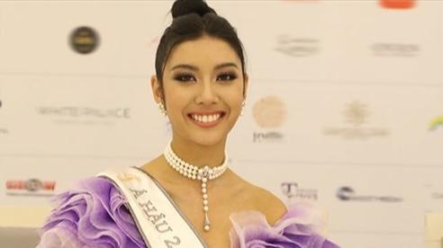 Thúy Vân thẳng tay xóa danh hiệu Á hậu 2 'Miss Universe Vietnam 2019'