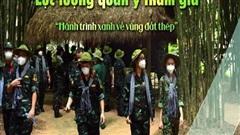 """Lực lượng quân y tham gia """"Hành trình xanh về vùng đất thép"""""""