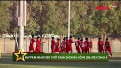 Điểm tin 21/10: HLV Park Hang Seo chốt danh sách ĐT U23, MU ngược dòng kịch tính trước Atalanta