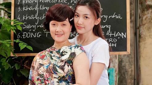 Đời thực kín đáo của con gái Vân Dung lụy tình có bầu trước cưới trong '11 tháng 5 ngày' là ai?