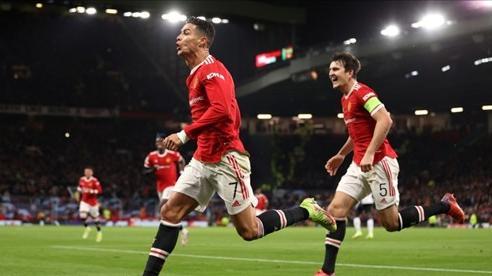 MU ngược dòng cảm xúc: Những khoảnh khắc của Ronaldo