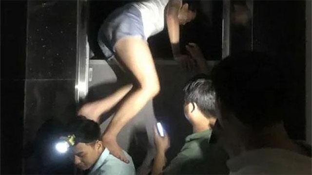 NÓNG: Cô gái tử vong vì bị rơi hầm thang máy từ tầng 7 xuống tầng 1 ở Hà Nội