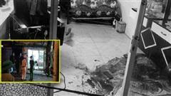 Xôn xao người đàn ông đâm vợ cũ tử vong trong tiệm gội đầu đã treo cổ tự tử, ảnh hiện trường được nhiều người chia sẻ