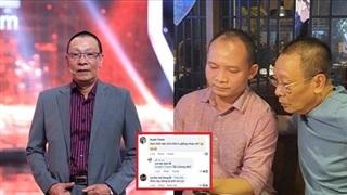 Cha con MC Lại Văn Sâm khiến fan hâm mộ bật cười về độ dí dỏm '1 chín 1 mười'